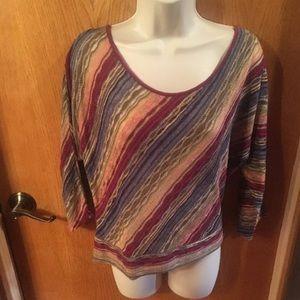 Free People Knit Sweater Top Cute!